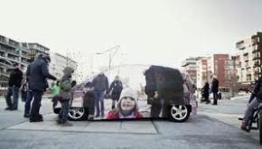 mercedes sıfır emisyonlu f-cell arabası